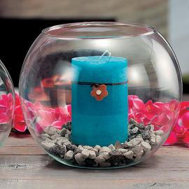 Vaso in vetro Ø 35 cm