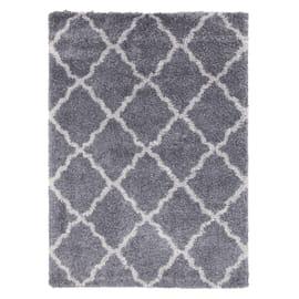 Tappeto Boston grigio 160x220 cm
