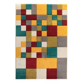Tappeto Allegra multicolor 190x133 cm