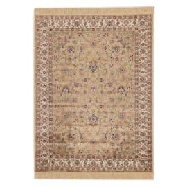 Tappeto persiano Orient farshian hereke 2 dorato 160x230 cm