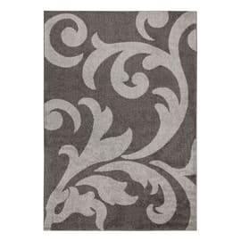 Tappeto Palazzo grigio chiaro e grigio scuro 120x170 cm