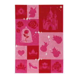 Tappeto Princess premium multicolor 133x190 cm