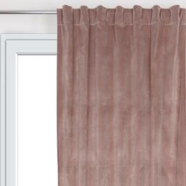 Tenda Misty rosa fettuccia 135x280 cm