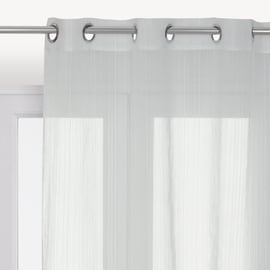 Tenda INSPIRE Lolita bianco occhielli 140x280 cm