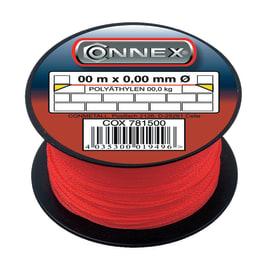 Spago in polipropilene L 100 m x Ø 1.7 mm rosso