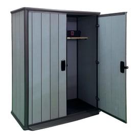 Box portattrezzi in polipropilene KETER L 138 x P 81 x H 185 cm