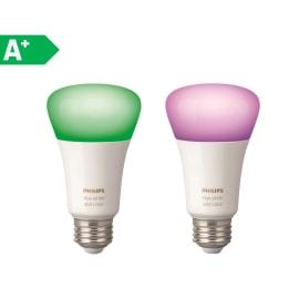 Lampadina LED E27 sferico bianco caldo 9.5W = 806LM (equiv 60W) 220° PHILIPS HUE