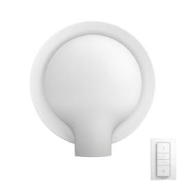 Lampada da tavolo 4097531P7 bianco, in sintetico, E27 MAX9,5W IP20 PHILIPS HUE