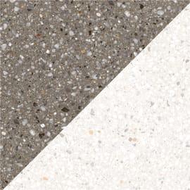 Piastrella Arive L 20 x H 20 cm bianco, grigio