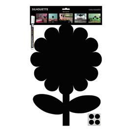 Fiore nero 31.1x53 cm