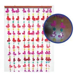 Tenda per porta Ambra multicolore fantasia 100x220 cm