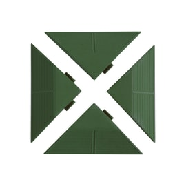 Profilo angolare verde