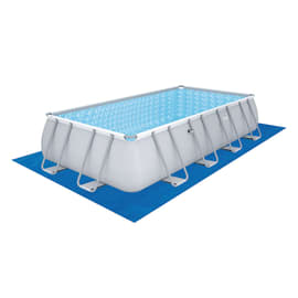 Copertura per piscina in pvc 549 x 274 cm