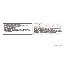 Cloro granulare GRE 10 kg