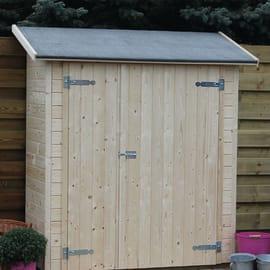 Casetta da giardino in legno Linz 0.87 m² spessore 15 mm