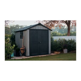 Casetta da giardino in polipropilene Oakland 759 KETER 5.25 m² spessore 20 mm