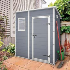 Casetta da giardino in polipropilene Manor Pent 6x4 KETER 1.63 m² spessore 16 mm