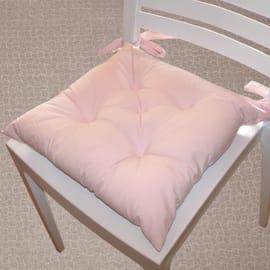 Cuscino per seduta Soft rosa 40x40 cm