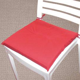Cuscino per seduta Antimacchia rosa 40x40 cm