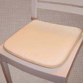 Cuscino per seduta Lastrina ecru 38x38 cm