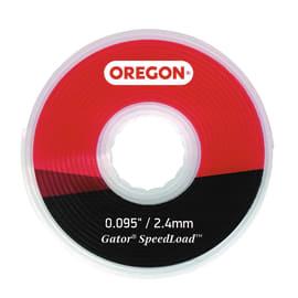Bobina di filo OREGON per decespugliatore e tagliabordi L 7 m Ø 2.4 mm