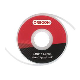 Bobina di filo OREGON per tagliabordi e decespugliatore L 16.56 m Ø 3 mm