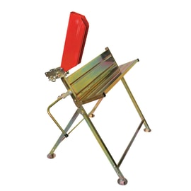 Cavalletto reggi legna in acciaio