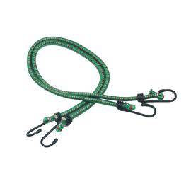 Cavo elastico multicolore L 0.6 m x Ø 6 mm 2 pezzi