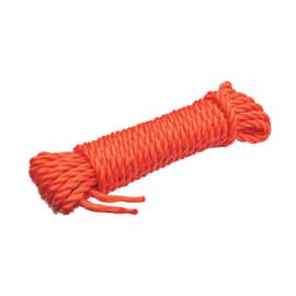 Fune in polipropilene galleggiante L 7.5 m x Ø 7 mm arancio / ramato