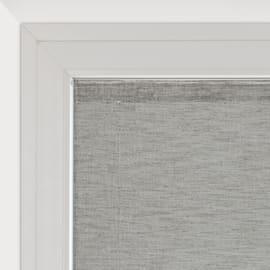 Tendina vetro Cambogia grigio tunnel 60x230 cm