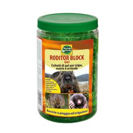 Repellente per ratto e topo e moles Roditor Block 1000