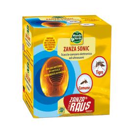 Disabituante per zanzare, vespe, calabroni Zanza Sonic