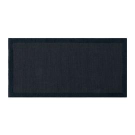 Tappeto Cucina Nevra grigio scuro 110x50 cm