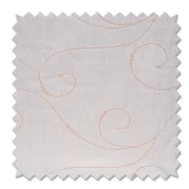 Tessuto al taglio Paola bianco 60 cm