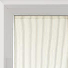 Tendina vetro Natura bianco tunnel 70x190 cm