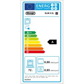 Forno Elettrico multifunzione calore ventilato 9 funzioni DE LONGHI SLM 8 XL