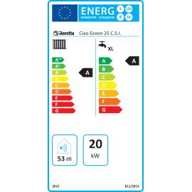 Caldaia a gas BERETTA Ciao green 25 kW