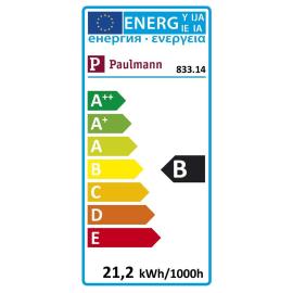 Lampadina Alogena GU5.3 riflettore colore cangiante 20W = 200LM (equiv 40W) 38° PAULMANN