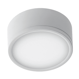 Applique Klio bianco, in alluminio, LED integrato 16W