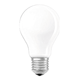 Lampadina Filamento LED E27 goccia bianco caldo 7.5W = 1055LM (equiv 75W) 320° OSRAM