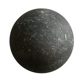 Applique Bowl grigio, in ceramica, G9 MAX48W IP20