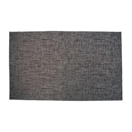 Passatoia Deco grigio chiaro 53x53 cm