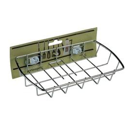 Barra sottopensile mensola  in metallo 19 x 3 cm