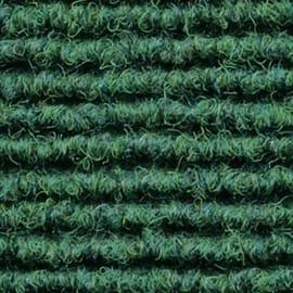 Passatoia Eco-stripe verde 65x65 cm