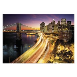 Foto murale KOMAR NYC lights National Geographic 368.0x254.0 cm