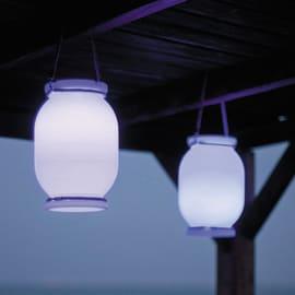 Lampada da esterno Candela H29cm, in plastica, E27 MAX25W NEWGARDEN