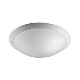 Plafoniera Moon bianco, in metallo, 10.5x39.5 cm, IP20