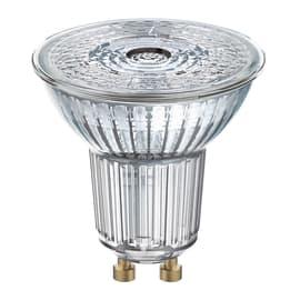 Lampadina LED GU10 riflettore bianco caldo 4W = 230LM (equiv 35W) 36° OSRAM
