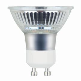 Lampadina LED GU10 a u neutro 4W = 345LM (equiv 50W) 36° LEXMAN