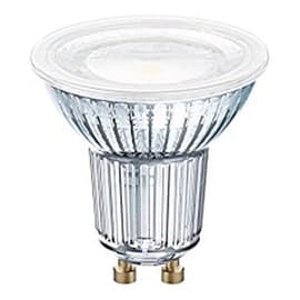 Lampadina LED GU10 riflettore bianco caldo 6.9W = 575LM (equiv 80W) 120° OSRAM